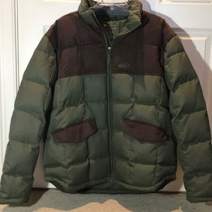 Beretta down jacket L worn once!
